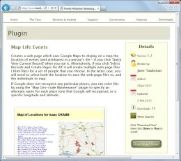 A Mapping Plugin