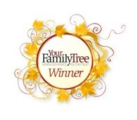 Your Family Tree 2009 Winner
