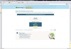 MyHeritage-paywall