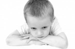 George Hodan - Sad Child - Public Domain
